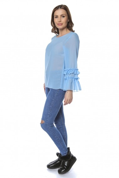 Bluza Crisstalus B124 bleu