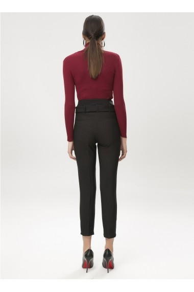 Pantaloni slim NEW LAVIVA 650-2097 004 Bleumarin