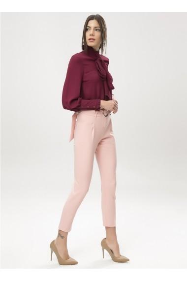 Pantaloni slim NEW LAVIVA 650-2097 006 Roz