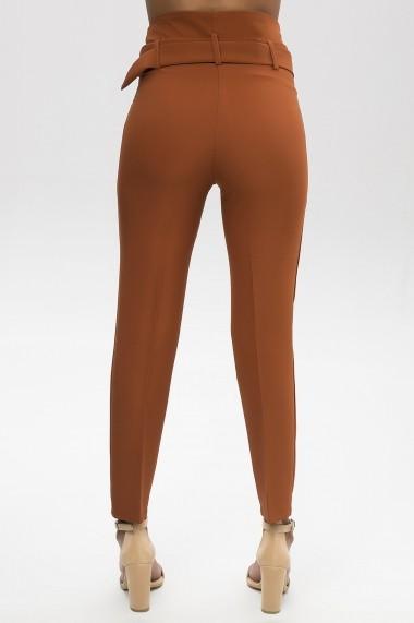 Pantaloni slim NEW LAVIVA 650-2097 052 Portocaliu