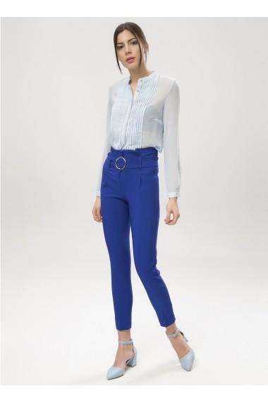 Pantaloni slim NEW LAVIVA 650-2097 217 Albastru