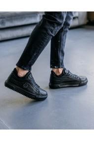 Pantofi barbati cu imprimeu croco Winner