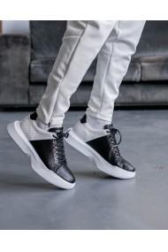 Pantofi sport cu talpa inalta pentru barbati The Bull