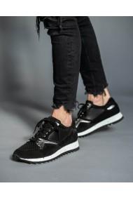 Adidasi barbati din piele intoarsa Bigiotto's Shoes