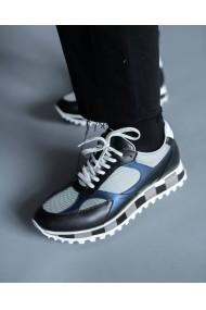 Pantofi sport cu talpa inalta Bigiotto's Shoes