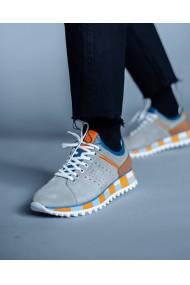 Adidasi barbati multicolor Bigiotto's Shoes
