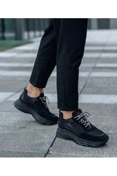 Pantofi sport Bigiottos Shoes din piele naturala mix Noseo