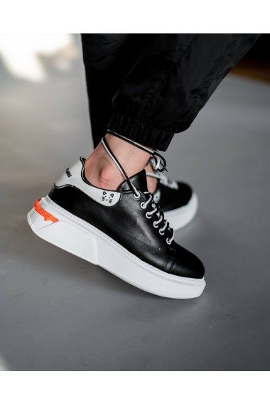 Pantofi sport femei din piele naturala Bigiotto`s Shoes