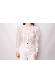 Camasa Blancod din organza Alba