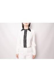 Camasa Blancod cu guler negru