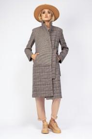 Palton multi pattern Bluzat Maro