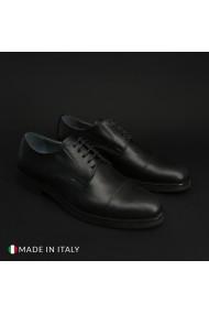 Pantofi Duca di Morrone 605_PELLE_NERO