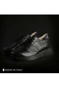 Pantofi sport SB 3012 405_CRUST_NERO