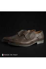 Pantofi Guido Bassi 2_CRUST_GRIGIO