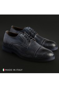 Pantofi Madrid CL605_PELLE_BLU