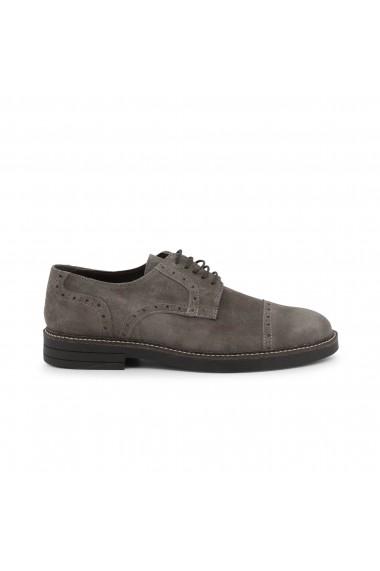 Pantofi Madrid 607 CAMOSCIO TAUPE