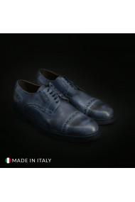 Pantofi Madrid CL607_PELLE_BLU