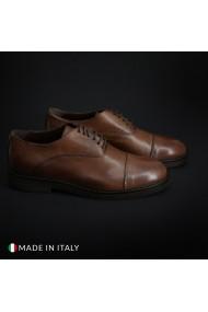 Pantofi Madrid 603_CRUST_BROWN