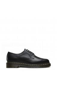 Pantofi Dr Martens DM22210001_3989YEL-STITCH_BLACK