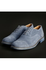 Pantofi Duca di Morrone 1003D_CAMOSCIO_JEANS