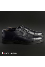 Pantofi Duca di Morrone 900D_PELLE_BLU