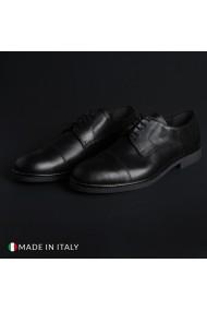 Pantofi Duca di Morrone 900D_PELLE_NERO