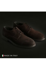 Pantofi Duca di Morrone O58D_CAMOSCIO_TDM