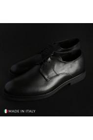 Pantofi Duca di Morrone O58D_PELLE_NERO