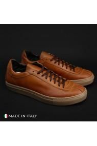 Pantofi sport Duca di Morrone SERENA_PELLE_CUOIO