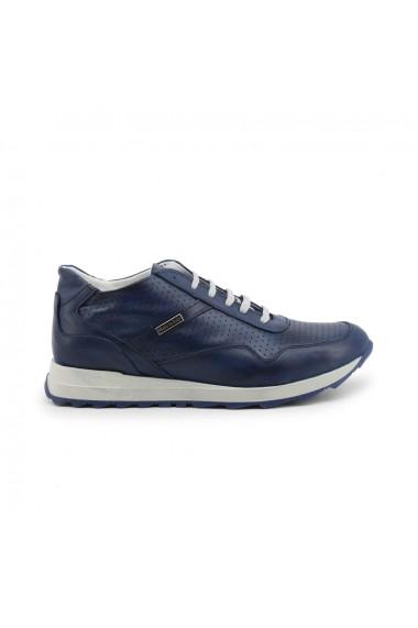 Pantofi sport Duca di Morrone 202_CRUST_BLUCHIARO