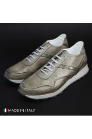Pantofi sport Duca di Morrone 202_CRUST_GRIGIO