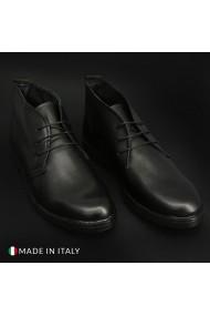 Pantofi Duca di Morrone 233_PELLE_NERO
