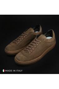 Pantofi sport Duca di Morrone SERENA42_CAMOSCIO_TAUPE