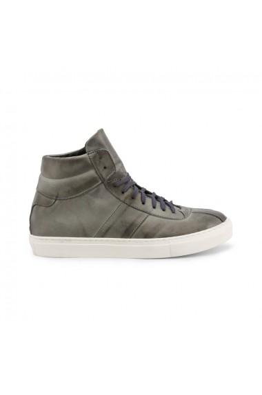 Pantofi sport Duca di Morrone SS20_PELLE_GRIGIO