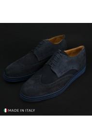 Pantofi Duca di Morrone 208_BONUCCI_CAM-BLU