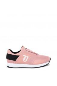 Pantofi sport Trussardi 79A00328_P100_Pink