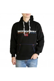 Pulover Geographical Norway Golivier_man_black