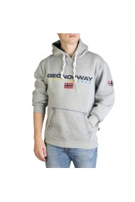 Pulover Geographical Norway Golivier_man_lggrey