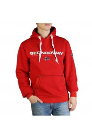 Pulover Geographical Norway Golivier_man_red
