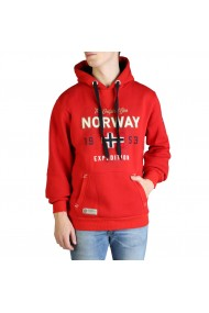 Hanorac Geographical Norway Guitre100 man red