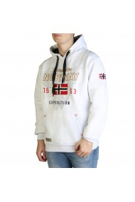 Pulover Geographical Norway Guitre100_man_white