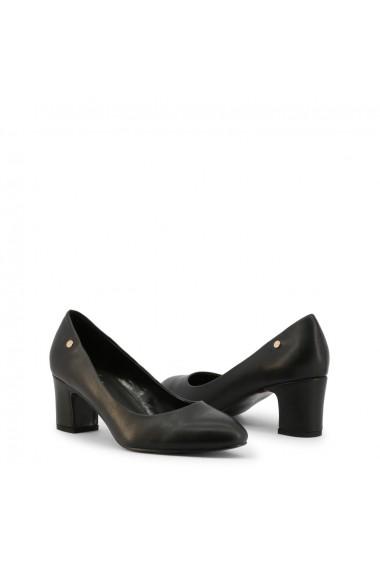Pantofi cu toc Roccobarocco RBSC0VE01NAP_NERO