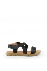Sandale cu toc Roccobarocco RBSC1XY01_NERO