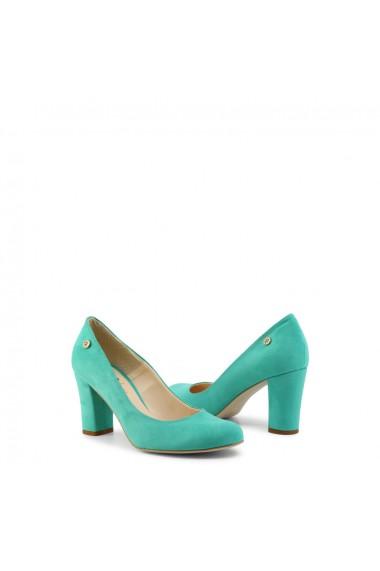 Pantofi cu toc Roccobarocco RBSC05V07_ACQUAMARINA