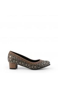 Pantofi cu toc Roccobarocco RBSC1JW01CRY_TAUPE-FANGO