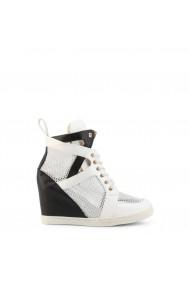 Pantofi sport Roccobarocco RBSC0NK01_BIAN-NERO