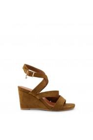 Sandale cu toc Roccobarocco RBSC1W802_CAMMELLO