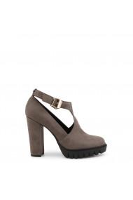 Pantofi cu toc Roccobarocco RBSC0CN01_FANGO