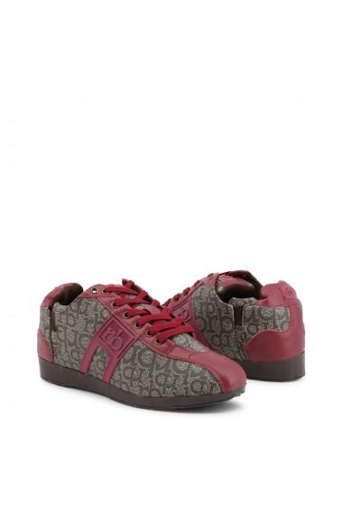 Pantofi sport casual Roccobarocco RBSC38P81PEL MORO-VIOLA