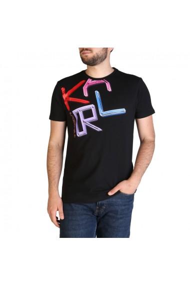 Tricou Karl Lagerfeld KL21MTS02_Black